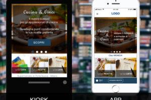 Kiosk/App